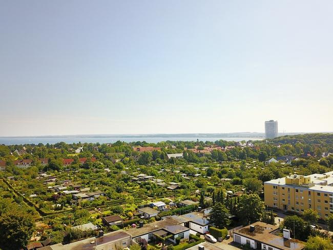 Drohne Blick Ostsee