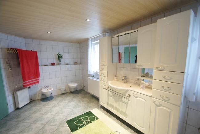 Badezimmer 2. Whg. WC